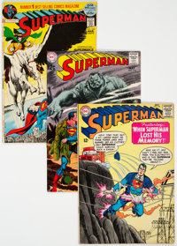 Superman Group of 56 (DC, 1965-85) Condition: Average VF/NM.... (Total: 56 Comic Books)