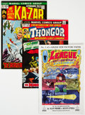 Bronze Age (1970-1979):Miscellaneous, Bronze and Modern Age Comics Group of 73 (Various Publishers, 1971-2002) Condition: Average FN.... (Total: 73 Comic Books)