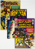 Silver Age (1956-1969):Superhero, Marvel Silver Age Comics Group of 12 (Marvel, 1960s) Condition: Average FN+.... (Total: 12 Comic Books)