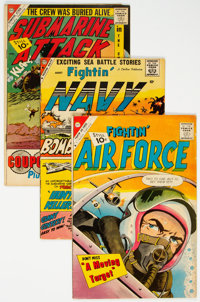 Charlton Silver Age War Comics Group of 19 (Charlton, 1960s) Condition: Average VG.... (Total: 19 Comic Books)