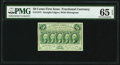Fractional Currency:First Issue, Fr. 1312 50¢ First Issue PMG Gem Uncirculated 65 EPQ.. ...