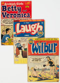 Golden Age (1938-1955):Humor, Archie-Related Comics Group of 12 (Archie, 1940s-50s) Condition: Average GD/VG.... (Total: 12 Comic Books)