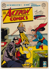 Action Comics #142 (DC, 1950) Condition: VG