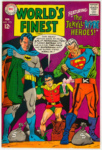 World's Finest Comics #173 (DC, 1968) Condition: VF/NM