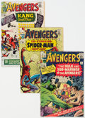 Silver Age (1956-1969):Superhero, The Avengers Group of 6 (Marvel, 1963-68) Condition: Average GD.... (Total: 6 Comic Books)