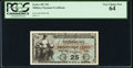 Military Payment Certificates:Series 481, Series 481 25¢ PCGS Very Choice New 64.. ...