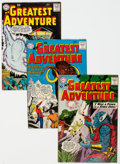Silver Age (1956-1969):Adventure, My Greatest Adventure Group of 4 (DC, 1960) Condition: Average VF.... (Total: 4 Comic Books)