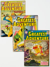 My Greatest Adventure Group of 11 (DC, 1957-61) Condition: Average FN.... (Total: 11 Comic Books)