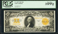 Large Size:Gold Certificates, Fr. 1187 $20 1922 Gold Certificate PCGS Very Fine 35PPQ.. ...