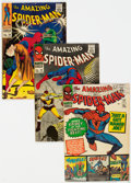 Silver Age (1956-1969):Superhero, Amazing Spider-Man UK Editions Group of 10 (Marvel, 1966-68) Condition: Average FN.... (Total: 10 Comic Books)