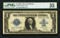 Fr. 239 $1 1923 Silver Certificate PMG Choice Very Fine 35