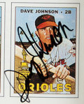 Autographs:Others, Baltimore Orioles Multi-Signed Book. Offered is a...