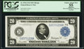 Large Size:Federal Reserve Notes, Fr. 991b $20 1914 Federal Reserve Note PCGS Apparent Choice About New 55.. ...