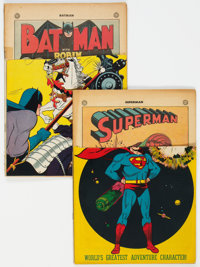 Batman #36 and Superman #53 Group (DC, 1946-48) Condition: Average FR.... (Total: 2 )