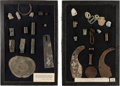 Military & Patriotic:Indian Wars, (George Armstrong Custer): Little Big Horn Battle Field Relics....