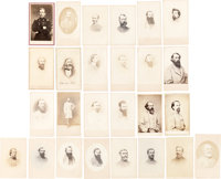 Spectacular Confederate CDV Collection