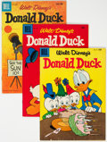 Silver Age (1956-1969):Cartoon Character, Donald Duck Group of 30 (Dell/Gold Key, 1953-67) Condition: Average VG/FN.... (Total: 30 Comic Books)