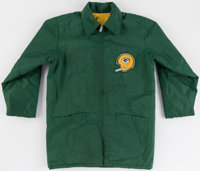 1970's Green Bay Packers Game Worn Sideline Jacket
