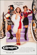 "Movie Posters:Comedy, Clueless & Other Lot (Paramount, 1995). Rolled, Near Mint. One Sheets (2) (27"" X 40"") DS Advance. Comedy.. ... (Total: 2 Items)"