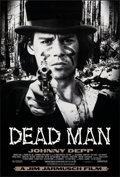 "Movie Posters:Western, Dead Man (Miramax, 1995). Rolled, Near Mint. One Sheet (27"" X 40"") SS. Western.. ..."