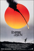 "Movie Posters:Drama, Empire of the Sun (Warner Bros., 1987). Rolled, Near Mint. One Sheet (27"" X 40.25""). John Alvin Artwork. Drama.. ....."