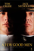 """Movie Posters:Drama, A Few Good Men (Columbia, 1992). Rolled, Very Fine+. One Sheet (27"""" X 40"""") DS, Teaser. Drama.. ..."""