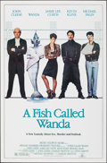 """Movie Posters:Comedy, A Fish Called Wanda (MGM, 1988). Rolled, Very Fine/Near Mint. One Sheets (2) (27"""" X 41"""") SS, 2 Styles. Comedy.. ... (Total: 2 Items)"""