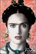 "Movie Posters:Drama, Frida & Other Lot (Miramax, 2002). Rolled, Very Fine+. One Sheet & French Language One Sheet (27"" X 40"") SS. Drama.. ... (Total: 2 Items)"