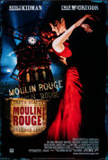 "Movie Posters:Musical, Moulin Rouge & Other Lot (20th Century Fox, 2001). Rolled, Near Mint. One Sheets (2) (27"" X 40"") SS Advance Musical.. ... (Total: 2 Items)"