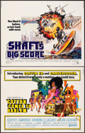 """Movie Posters:Blaxploitation, Cotton Comes to Harlem & Other Lot (United Artists, 1970). Fine/Very Fine. Half Sheets (14) (22"""" X 28""""). Robert McGinnis Art... (Total: 14 Items)"""