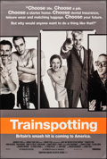 """Movie Posters:Comedy, Trainspotting (Miramax, 1996). Rolled, Very Fine+. One Sheet (27"""" X 40"""") SS. Comedy.. ..."""