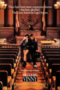 "Movie Posters:Comedy, My Cousin Vinny (20th Century Fox, 1992). Rolled, Very Fine+. One Sheet (26.75"" X 39.75"") SS. Comedy.. ..."