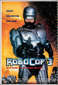 """Movie Posters:Science Fiction, Robocop 3 (Orion, 1992). Rolled, Very Fine/Near Mint. Printer's Proof One Sheet (28"""" X 41"""") SS. Science Fiction.. ..."""