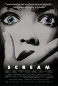 """Movie Posters:Horror, Scream & Other Lot (Dimension, 1996). Rolled, Very Fine+. One Sheets (2) (27"""" X 40"""") SS. Horror.. ..."""