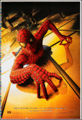 """Movie Posters:Action, Spider-Man (Columbia, 2002). Rolled, Very Fine+. Printer's Proof One Sheet (28"""" X 41"""") SS, Advance. Action.. ..."""
