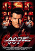 """Movie Posters:James Bond, Tomorrow Never Dies (United Artists, 1997). Rolled, Very Fine/Near Mint. One Sheets (2) (27"""" X 40"""") SS Advance and Regular. ... (Total: 2 Items)"""