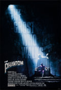 """Movie Posters:Action, The Phantom & Other Lot (Paramount, 1996). Rolled, Overall: Very Fine+. One Sheets (2) (27"""" X 40"""") SS Advance. Action.. ... (Total: 2 Items)"""