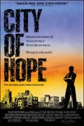 """Movie Posters:Drama, City of Hope & Other Lot (Samuel Goldwyn, 1991). Rolled, Very Fine+. One Sheets (2) (27"""" X 40"""") SS. Drama.. ... (Total: 2 Items)"""