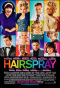 """Movie Posters:Comedy, Hairspray & Other Lot (New Line, 1988, 2007). Rolled, Overall: Very Fine. One Sheets (2) (27"""" X 41"""" 27"""" X 40"""") SS. Comedy.. ... (Total: 2 Items)"""