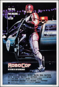 "Movie Posters:Action, RoboCop (Orion, 1987). Rolled, Very Fine-. Autographed One Sheet (27"" X 41"") SS. Mike Bryan Artwork. Action.. ..."