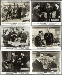 """Rope (MGM, R-1958). Fine+. British Front of House Photos (6) (8"""" X 10""""). Hitchcock. ... (Total: 6 Items)"""