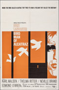 "Movie Posters:Drama, Birdman of Alcatraz (United Artists, 1962). Folded, Very Fine-. One Sheet (27"" X 41""). Drama.. ..."
