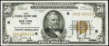 Fr. 1880-B $50 1929 Federal Reserve Bank Note. Very Fine-Extremely Fine