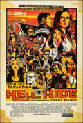 """Movie Posters:Action, Hell Ride (Dimension, 2008). Rolled, Very Fine. One Sheet (27"""" X 40"""") DS, Tyler Stout Artwork. Action.. ..."""