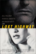 "Movie Posters:Drama, Lost Highway (October Films, 1997). Rolled, Near Mint. One Sheet (27"" X 40"") SS. Drama.. ..."