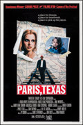 """Movie Posters:Drama, Paris, Texas & Other Lot (20th Century Fox, 1984). Rolled, Very Fine. One Sheets (2) (27"""" X 41""""). Drama.. ... (Total: 2 Items)"""