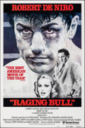 "Movie Posters:Drama, Raging Bull (United Artists, 1980). Rolled, Very Fine. International One Sheet (27"" X 41"") Style B. Kunio Hagio Artwo..."