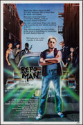 """Movie Posters:Comedy, Repo Man (Universal, 1984). Rolled, Very Fine/Near Mint. One Sheet (27"""" X 41""""). Comedy.. ..."""