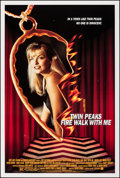 """Movie Posters:Mystery, Twin Peaks: Fire Walk with Me & Other Lot (New Line, 1992). Rolled, Very Fine. One Sheets (2) (27"""" X 41"""" & 27"""" X 40"""") SS. My... (Total: 2 Items)"""