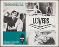 """Movie Posters:Foreign, Lovers on a Tightrope (Interworld, 1962). Folded, Very Fine-. Half Sheet (22"""" X 28""""). Foreign.. ..."""